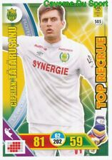 505 TATARUSANU ROMANIA FC.NANTES TOP RECRUE CARTE CARD ADRENALYN 2018 PANINI