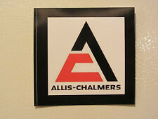 ALLIS CHALMERS TRIANGLE LOGO Bumper Sticker/Decal