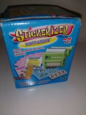 1 New STICKERIZER Let's Party Refill Set In original box VERY RARE new old stock