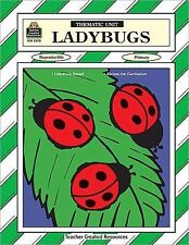 Ladybugs Thematic Unit paperback teacher workbook grades K-2 reproducible