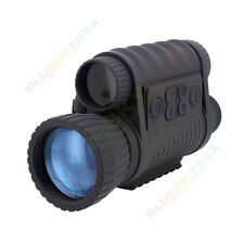 Night Vision Goggles Monocular IR Surveillance Camera for Rifle Scope HD Video