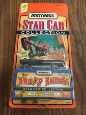 Matchbox Star Car Collection The Brady Bunch '55 Chevy Convertible