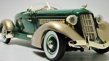 1 1930s Auburn Cord Duesenberg Vintage Sport Car 24 Antique 18 Carousel Green 12