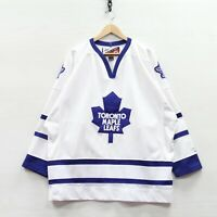 Vintage Toronto Maple Leafs Pro Player Jersey Size 2XL NHL Stitched
