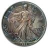 1992 $1 Silver Eagle PCGS MS68 ( Beautifully Toned ) ASE Coin Bullion