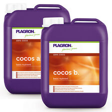 PLAGRON COCOS A+B 1L COCO FEED NUTRIENT