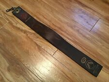 Vintage Straight Razor Leather Strop Barber Shop Mar-Go Products Strap