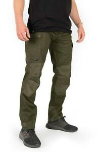 Fox Collection Un-Lined HD Green Trouser / Carp Fishing Clothing