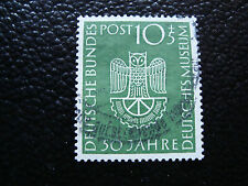 ALLEMAGNE RFA - timbre - Yvert et Tellier n° 51 obl (A1) stamp germany