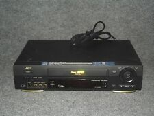 Vhs Vcr - Jvc Hr-S4800U Super Video Cassette Recorder Player