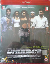 DHOOM 2 YESH RAJ FILMS ORIGINAL BOLLYWOOD DVD