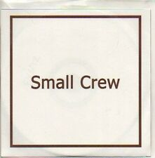 (649D) Small Crew, Kamikaze Girls / It's Not Too- DJ CD