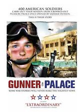 Gunner Palace DVD Army Soldier Iraq Military War Saddam Hussein Combat Hero NEW