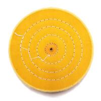 5//8 Arbor Hole Marathon 8 x 3//4 Felt Polishing Wheel Soft Density