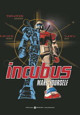 """INCUBUS FLAGGE / FAHNE """"MAKE YOURSELF"""" POSTER FLAG POSTERFLAGGE"""