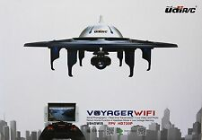 udi R/C Voyager WiFi Aerial Photography Drone Quadcopter, 14+