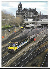 "Scotrail no 47703 ""Saint Mungo"" Leaving Edinburgh Waverley, 1987 PPC, Unposted"