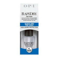 [OPI] Rapidry Quick Dry Top Coat Shine Protection Dries in Minutes 15ml NEW