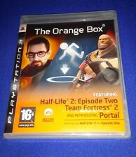 RARE NEW SEALED Orange Box UK PS3 PlayStation 3 Portal Half Life 2 Team Fortress