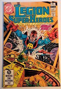 Comic Book - Legion of Super Heroes #285 - Mar 1982 - DC Comics -Uncertified-VF-