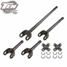 TEN FACTORY MG22162 - Axle Kit Dana 60; Performance Complete Front Axle Kit; 35