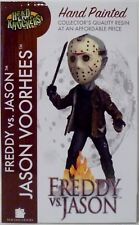 "JASON VOORHEES Feddy vs Jason 8"" inch Head Knockers Resin Bobble Head Neca 2018"