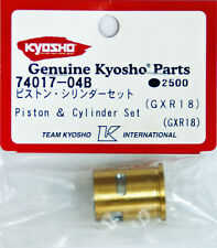 Kyosho 74017-04B Piston & Cylinder Set (GXR18)