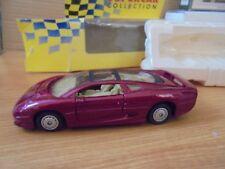 MAISTO SUPERCAR COLLECTION - JAGUAR XJ220 - EXCELLENT & BOXED.