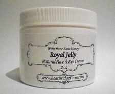 Bear Bridge Farm Royal Jelly Face and Eye Night Cream, 2 oz