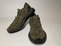 "Adidas Pure Boost ""Night Cargo"" Men's Shoes CG2986 Size 10.5 Green & Black"