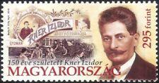 Hungría 2010 Izidor Kner/libros/Imprenta/libro hacer que la gente/1v (n45726)