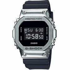 Casio G-Shock Men's Digital GM5600-1 Watch Silver Timepiece Sports Active Swim F