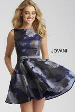 PROM/PAGEANT/HOMECOMING/EVENING DRESS/COCKTAIL SHORT DRESS by  Jovani 52283a