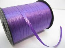 500Yards Purple Gift Wrap Curling Ribbon Spool 5mm
