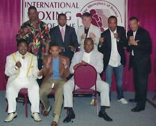 1976 OLYMPIC BOXING TEAM 8X10 PHOTO USA OLYMPICS PICTURE SPINKS LEONARD 8 BOXERS