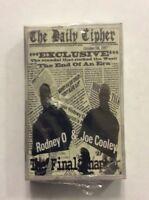 """RODNET O & JOE COOLEY """" THE FINAL CHAPTER"""" cass"""