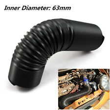 "2.5""  Adjustable Multi-Flexible Car SUV Turbo Cold Air Intake System Hose Pipe"