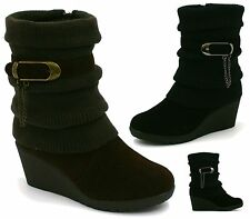 Unbranded Zip Platforms & Wedges Boots for Women