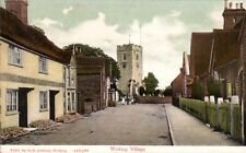 Woking Village by G.S.Addison, Woking.