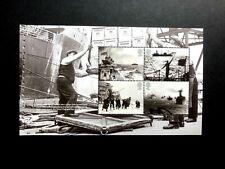 2013 Dy8 Merchant Navy Prestige Book Pane Dp463. Mnh.
