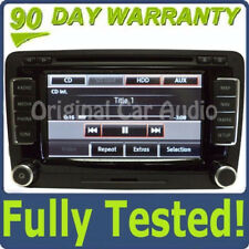 VW Volkswagen Navigation GPS Touch screen radio display CD Player RNS-510 OEM
