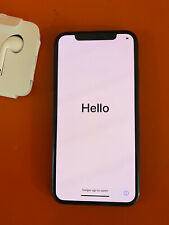 Apple iPhone X - 64GB - Space Grey (EE) A1901 (GSM)