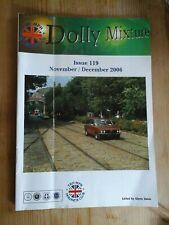 Triumph Dolomite Club Magazine : Dolly Mixture  Nov/Dec 2006