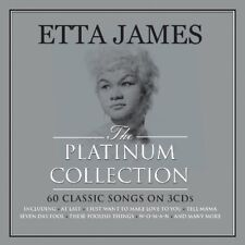 Etta James The Platinum Collection 60 Classic Songs on 3CDs