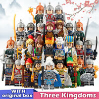 The Romance of Three Kingdoms General Minifigures Custom Set With Soldier