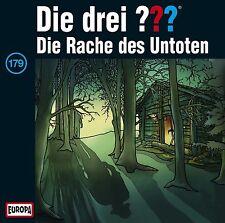 Die drei ??? Fragezeichen - Folge 179: Die Rache des Untoten (CD)