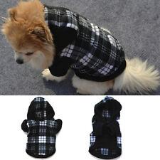 IA- FT- NE_ Warm Pet Dog Hoodie Coat Jacket Puppy Cat Winter Hooded Costume Beam