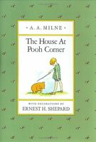 The House at Pooh Corner (Winnie-the-Pooh) by A. A. Milne