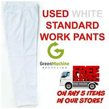 Used Uniform Work Painter Pants Cintas Redkap Unifirst G&K Dickies and others