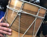 Professional DHOL ARMENIAN DRUM Davul NEW Handmade from Armenia gift walnut wood